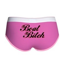 BOAT BITCH Women's Boy Brief
