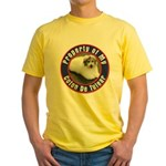 Coton De Tulear Yellow T-Shirt