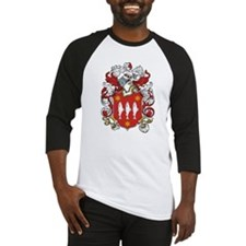Kane Coat of Arms Baseball Jersey