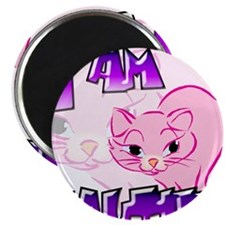 "Clip Cat 2.25"" Magnet (10 pack)"