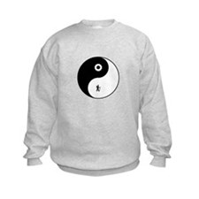 Wheeling Hiking Yin Yang Sweatshirt