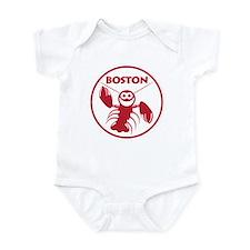 Boston Lobster Infant Bodysuit