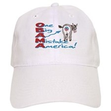 Obama Big Ass Mistake Baseball Cap
