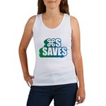 Command S Saves Women's Tank Top