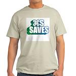 Command S Saves Light T-Shirt