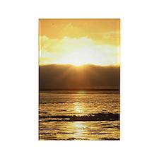 Rectangle Magnet-Sunrise
