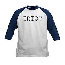 IDIOT (Type) Tee