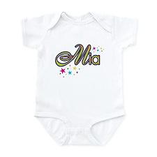 Mia Infant Bodysuit