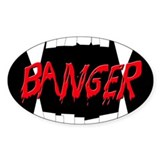 Banger Fangs Decal