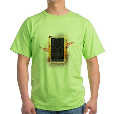 Stanton Graffiti Green T-Shirt