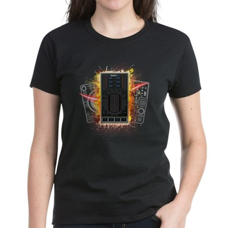 Stanton Graffiti Women's Dark T-Shirt