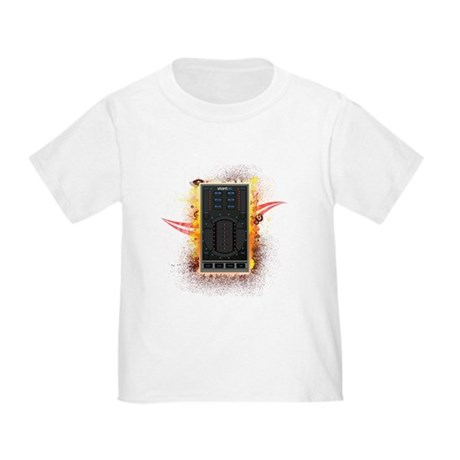 Stanton Graffiti Toddler T-Shirt
