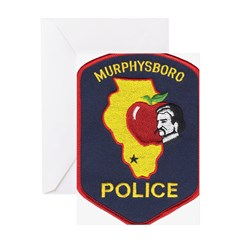 Murphysboro Police Greeting Card