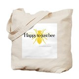 Just Bee Tote Bag