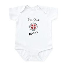 Dr. Cox Rocks Infant Bodysuit