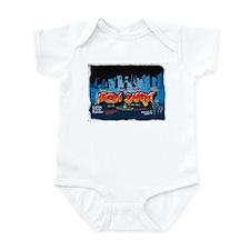 New York Grafitti Infant Bodysuit