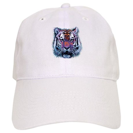 Retro Tiger Cap