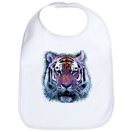 Retro Tiger Bib