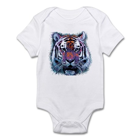 Retro Tiger Infant Bodysuit