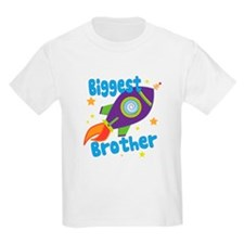 Biggest Brother Rocket T-Shirt