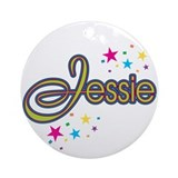 Jessie Ornament (Round)