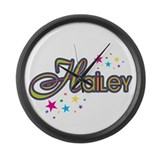 Hailey Large Wall Clock