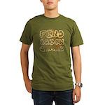 St Francis #2/ Pugs (blk&f) Organic Kids T-Shirt (