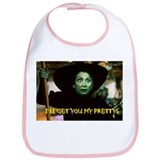 I'LL GET YOU MY PRETTY! Bib