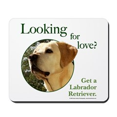 Looking for Love Mousepad