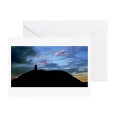 Glastonbury Tor Greeting Cards (Pk of 20)