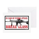 Break Glass Greeting Cards (Pk of 20)