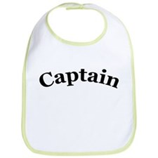CAPTAIN Bib