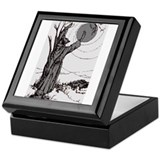 Cute Spirit Keepsake Box