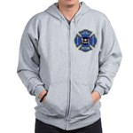Sitka Fire Dept Dive Team Zip Hoodie