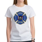 Sitka Fire Dept Dive Team Women's T-Shirt