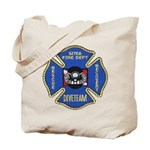 Sitka Fire Dept Dive Team Tote Bag