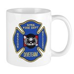 Sitka Fire Dept Dive Team Mug