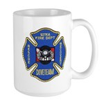 Sitka Fire Dept Dive Team Large Mug