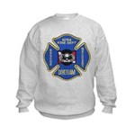 Sitka Fire Dept Dive Team Kids Sweatshirt