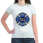 Sitka Fire Dept Dive Team Jr. Ringer T-Shirt
