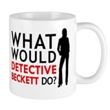 What Would Detective Beckett Coffee Mug