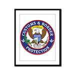 CBP Masons Framed Panel Print