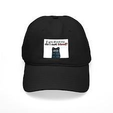 Shoot Me Black Cap