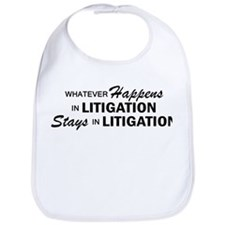 Whatever Happens - Litigation Bib