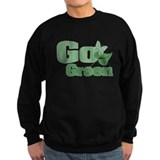 GO GREEN: Sweatshirt