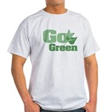 GO GREEN: T-Shirt