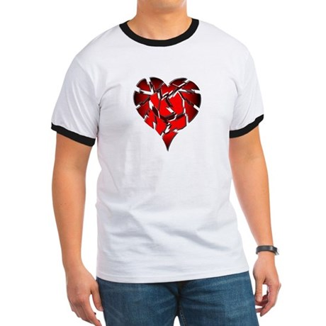 Broken Heart Ringer T