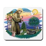 St Francis #2/ Tibetan Span Mousepad