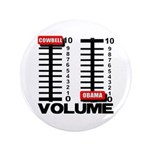"More Cowbell 3.5"" Button (100 pack)"