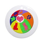 Children Area Ornament (Round)
